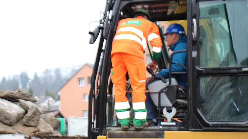 Wohnbaugenossenschaft Alter Werkhof Frenkendort